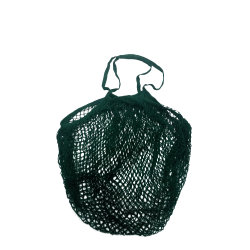 Gots hilo de algodón orgánico reutilizables bolsas de compras de frutas ecológicas Bolsa de compras netas de productos de origen vegetal Veggie Bolsa Bolsa de malla