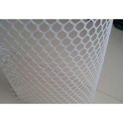 Acoplamiento plástico del HDPE flexible grueso hexagonal para Aquculture o la agricultura