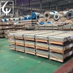 Z100g zincata zincata lamiera di acciaio stagnata a caldo piastra di acciaio Metallo morbido