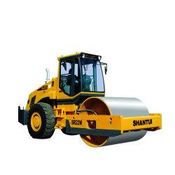 Rullo compressore del macchinario di costruzione di alta efficienza Sr14mA 14ton di Shantui