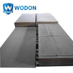 Wodon 공장 착용 저항하는 표면에 내마모강을 용접 합성 강철판