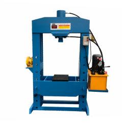 China-hydraulische Presse-Maschinen-Metallkrümmer-Pressmaschine