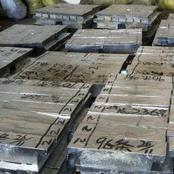 China Fabricação lingote de estanho (Sn 99,95%)