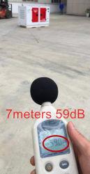 ATS 22kwが付いているYanmarの発電機セット