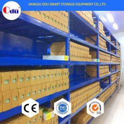 Синий утюг регулируемый складе товаров дисплей стойки для хранения