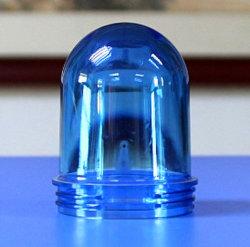 Commerce de gros prix bon marché 70mm 30g de moulage par injection de préformes PET pour le conteneur de stockage en plastique