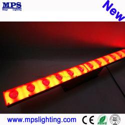 DJ/Disco faisceau éclairage de la barre lumineuse à LED de pixel de lavage