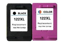 Remanufactured 122b 122c Tinten-Kassette der Qualitätsfür Orignal HP