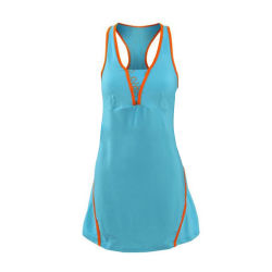 La Chine de haute qualité de l'usure de sport de gros de la sublimation jerseys pour femmes de tennis