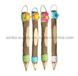 Индивидуальные Twig шариковой ручки для проведения свадеб перо и школьных канцелярских принадлежностей