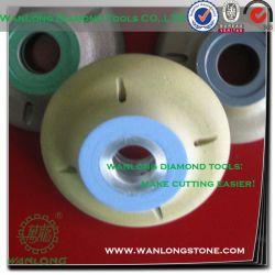 Profil de diamant Chocks-Diamond roue CNC commode pour les pierres de broyage de roue
