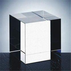 K9 óptica de vidro cristal Cube, diferentes tamanhos de blocos de vidro cristal