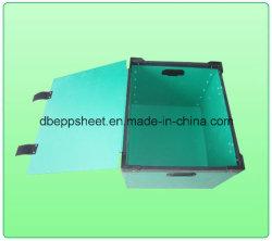 PP Pressure-Resistant resistente al agua y la hoja de caja o contenedor de cartón ondulado