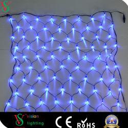 Домашняя светодиодные индикаторы светодиодный индикатор для сетки рождественские украшения