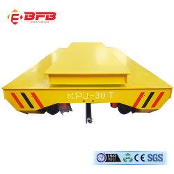 Transferência motorizada carro para transportar objectos Cylindric Railway (KPJ-30T)