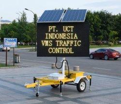 Datenbahn-Verkehr/Straßen-Geschwindigkeits-Warnzeichen-VM-Zeichen/Verkehr LED-Bildschirmanzeige
