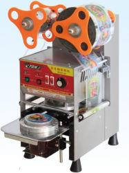 Ce totalmente automática máquina de selagem de copo para chá de bolha