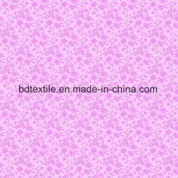 ホーム織物のマットレス安いファブリック100%年のポリエステル顔料の印刷