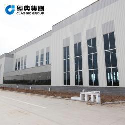 Q355 Poids léger à faible coût préfabriqués Structure en acier de construction Warehouse