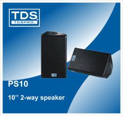 Beste Decken-Audiolautsprecher verwendet in der Hochzeits-Stadiums-Dekor-u. Blumen-Kunst (PS10)