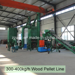 Heißverkauf Portable Small Biomass Wood Pellet Manufacturing Plant for Sale