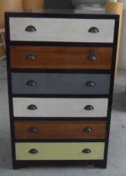 Китайский старинной деревянной ящика шкафа удлиненный836