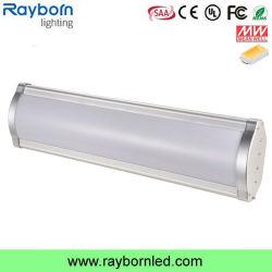 Baie lineari Pendant bianche LED dell'alloggiamento 600mm/900mm/1200mm alte per il supermercato
