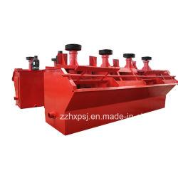 Gold Mining l'équipement de séparation de portance de la machine avec prix d'usine