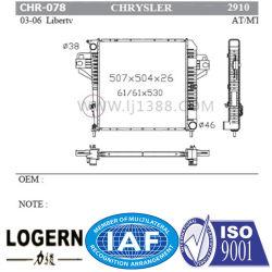 Chr-078 bimetaal AutoRadiators voor MT Dpi 29100 van Chrysler Libertv'03-06