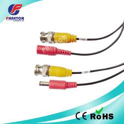 Leistung BNC Camera Monitor Cable mit BNC+DC Connector (pH6-1603)