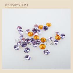 Het violette Bergkristal Asfour 888 van de Kleur het Bergkristal van de Kleur Chaton