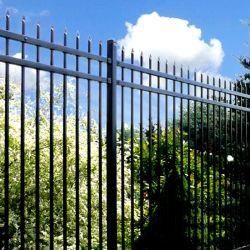 Stahlsicherheits-Pfosten-Pool-Zaun/Stahlpfosten-Zaun für Garten