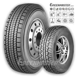 На заводе оптовой DOT/ЕЭК/ЕС-Label/ISO/SGS радиальных шин пассажирских автомобилей Semi-Steel Внедорожник 4X4 PCR все стальные шины Шина легкого грузовика TBR шины