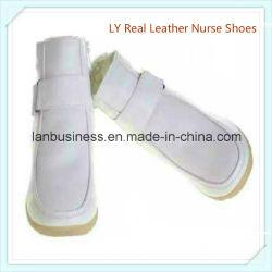 리윈터 리얼 가죽 간호사 신발(LY-Mun)