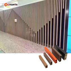 Los tubos de madera compuesto de China buena
