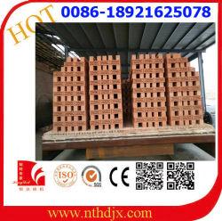 装置を作る自動煉瓦が付いている発射された粘土の煉瓦炉のトンネルキルン
