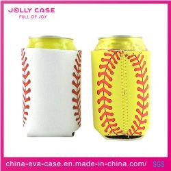 Kan het douane Geïsoleerdei Neopreen van het Softball van het Honkbal van de Voetbal Koeler