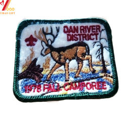 Gepersonaliseerde Embroidery badge, patches en Label Promotion Gift (YB-HR-401)