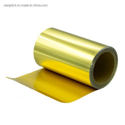 Pharma Estuche de aluminio de la PTP Verpackung Folie Jumbo Rolle Fabrik