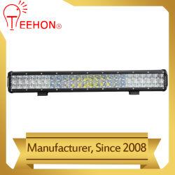 24V 144 W carro impermeável Barra de iluminação LED com 5 lentes D