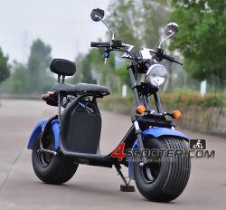 60V20A 72V20un scooter eléctrico Moto CEE aprobó