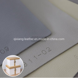 Caixa de armazenamento de estofados PVC artificial de couro sintético