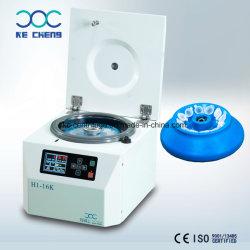 H K1-16de alta calidad de alta velocidad de 16500rpm de Banco de la capacidad de Micro centrífuga refrigerada no PCR