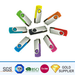 Bon marché de gros Custom Métal Mini Pendrive lecteur Flash USB 4 Go de disque 8 Go de 16Go et 32 Go à 64 Go de 128 Go de stockage Lecteur MP3 de la mémoire de la caméra U de disque