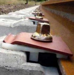 Système de fixation du rail - kpo, E-Clip, SKL Systèmes de fixation disponible