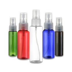 10ml 30ml 50ml 100ml 200ml Arbeitsweg-kosmetisches feines Nebel-desinfizierendes Spray-Flaschen-Raum-rundes Minihaustier-Plastikspray-Flasche