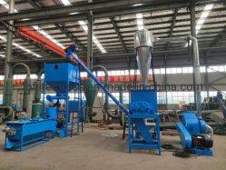 Piccolo tipo macchina di legno di fabbricazione industriale della pallina della biomassa linea di produzione completa prezzo