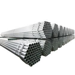 2pouce sch10 pré Tuyau en acier galvanisé avec prix au mètre