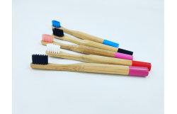 卸し売り自然なタケ歯ブラシ、歯ブラシのタケ、タケ木炭歯ブラシ