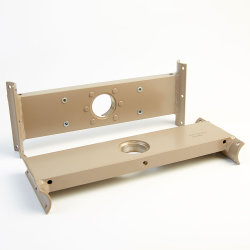 Kundenspezifische CNC-Rahmendeckel Edelstahl Blech Lsaer Schneiden Fertigungsarbeiten (Schweißen, Aluminium, Messing, Kupfer)